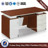 現代デザインマネージャの机のコンピュータの机のオフィス表(HX-5N368)