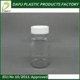 conteneur en plastique large de médecine de l'animal familier 250ml