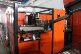 Máquina plástica del moldeo por insuflación de aire comprimido de la botella de 4 cavidades