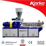 Labordoppelschrauben-Miniextruder-Maschine für den Plastik, der mit zusammensetzt