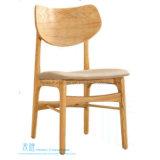Cadeira de jantar de madeira moderna para o café do restaurante (HW-EX606C)