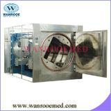 脂質の乳剤のための回転式極度の水滅菌装置