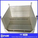 Contenitore accatastabile d'acciaio di immagazzinamento in il contenitore di memoria del metallo del contenitore di memoria