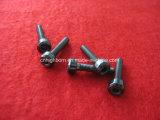 Tuerca y tornillo de cerámica del tornillo del Zirconia Zro2