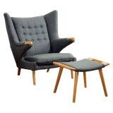 Papa-Bären-Stuhl-Einzelner Aufenthaltsraum-Stuhl