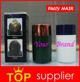 Etiqueta confidencial da boa vinda de 18 das cores fibras do edifício do cabelo da queratina inteiramente