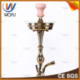 Zinc Alloy Hookah Mangueira Garrafa Glass Bowl Water Pipes