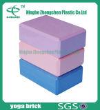 適性のEco-Friendyのヨガのブロックの多彩なエヴァのヨガのブロック