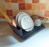 Extension-Type, draining Rack pour vaisselle, ustensiles de cuisine Implements Plate Dish Rack