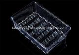 Коробка волдыря устранимой еды прозрачная