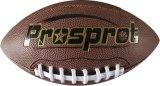 Football américain piquant de machine de PVC 6#