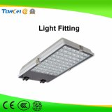Luz solar Integrated poderosa para a estrada secundária com a bateria de lítio solar da luz de rua