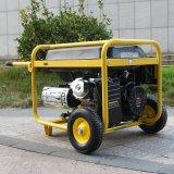 バイソン((h)中国) BS5500uの工場直売4kw 4kv Air-Cooled単一シリンダー世帯携帯用ガソリン発電機
