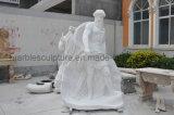 Statue de marbre