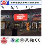 El panel de visualización al aire libre de LED P10 de la alta calidad a todo color para hacer publicidad de la fábrica directa