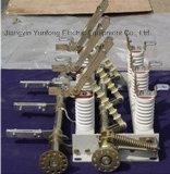 Interruptor de rotura de carga de alto voltaje de la unidad de la combinación del fusible de Fn5-with