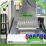 Máquina de rellenar del mejor de cáñamo del petróleo del llenador cartucho de cristal de Ocitytimes F2 Cbd