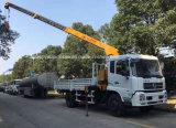 200kw de Kraan van de Lading van het hout 6 Ton 8 Ton de Vrachtwagen van 10 Ton met Kraan