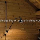 Самомоднейший черный гибкий светильник стены с Ce Certificaiton