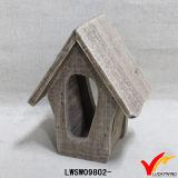 Birdhouse затрапезного шикарного высокого качества Luckywind твердый деревянный