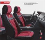 Dimensión de una variable de la cubierta de asiento de coche del lino y del cuero 3D