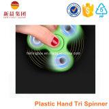 El tri hilandero de la mano plástica para la tensión releva