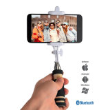 Selbstportrait Monopod mit Handy-Schelle Bluetooth Selfie Stock