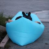 Saco de sono inflável da banana do lugar frequentado de Lamzat da venda por atacado do preço de fábrica de China