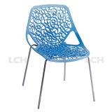 Cadeira de jardim plástica do desenhador ao ar livre barato