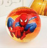 Esfera feita sob encomenda do esforço da espuma do plutônio dos desenhos animados com impressão do logotipo