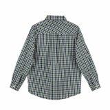 봄 가을 동안 100%년 면 소년 셔츠