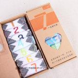 7 Paare pro Set 7 Tagessocken-wöchentliche Socken für Männer und Frauen