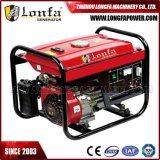 Портативный малый генератор нефти газолина 2.5kVA 6.5HP