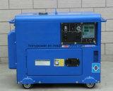 5kVA 5kw Stille Geluiddichte Diesel Generator
