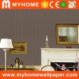 Papier peint moderne de Wallcovering de textile de type pour l'hôtel