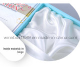 Caja de presentación de empaquetado electrónica del rectángulo simple de papel del MDF