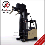 Prijs 3 van de fabriek Elektrische Vorkheftruck van de Voorwaarde van de Doorgang van de Manier de Smalle
