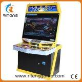 Máquina de juego video de la lucha de la arcada del combatiente de calle del metal