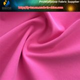 Tela de estiramiento del telar jacquar de la verificación del poliester los 0.15cm para Sportwear/los juegos que suben (R0140)