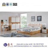Jogo de quarto de madeira do apartamento da mobília barata do quarto (SH-007#)