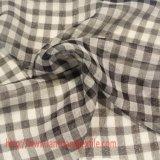 Ткань полиэфира решетки пряжи для одежд одежды шарфа платья юбки