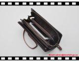 Бумажник человека кожи масла размера нового способа конструкции нового длинний