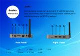 Contenitore caricato pieno di ROM TV di RAM 32g della cassa Tx8 S912 2g del metallo di Amlogic S912