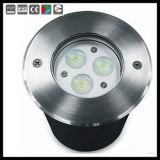 3With9W IP67 LED Inground Licht