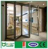 Puerta de plegamiento de aluminio estándar australiana
