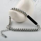 Neue Schmucksache-Form-Frauen-Edelstahl-Raupe-kundenspezifisches Charme-Armband