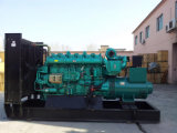 Geöffneter oder leiser Generator 200kw/250kVA Weichai oder Ricardodiesel Genset