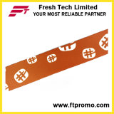 Sagola del poliestere della scheda di identificazione di alta qualità con il marchio personalizzato