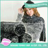 Bijoux à la mode à bas prix en coton à laine longue femme