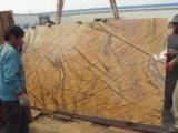 Fabrik-Preis-Import-Regenwaldbrown-Marmor für Hauptdekoration